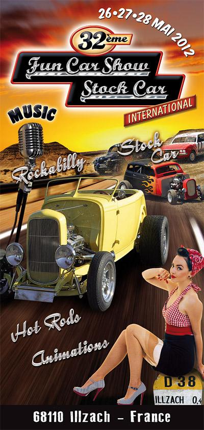 Fun Car Show - Illzach (68) - 26/27/28 Mai 2012